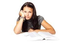 Fachbereich Studienarbeit, Schreibmaschine, Schreibbüro Manuela Aberger